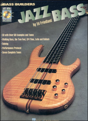 Jazz Bass - By Ed Friedland