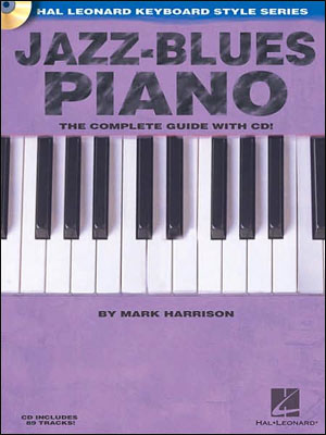 JAZZ-BLUES PIANO - Hal Leonard Keyboard Style Series