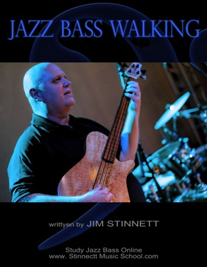 Jazz Bass Walking