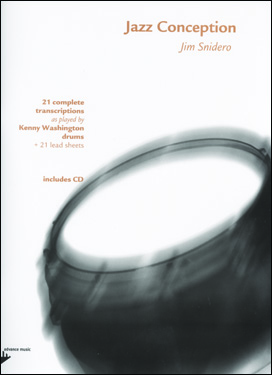 Jazz Conception by Jim Snidero for Drums