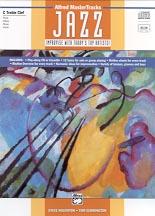 Alfred MasterTracks Jazz - C Treble Clef - Book/CD