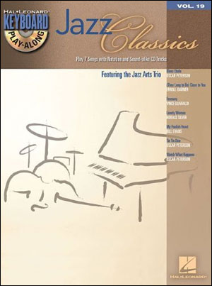 JAZZ CLASSICS VOL 19 - KEYBOARD PLAY-ALONG