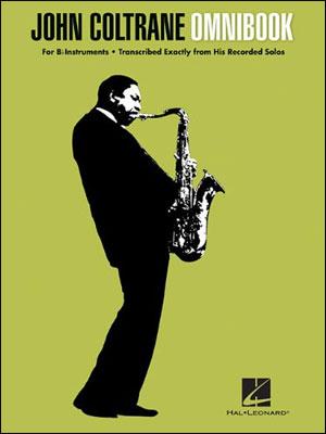 John Coltrane Omnibook - B Flat