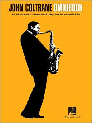 John Coltrane Omnibook - E Flat