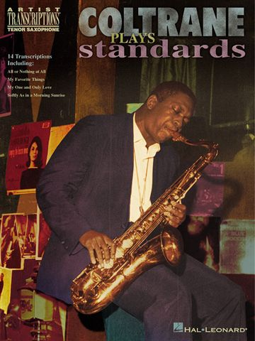 John Coltrane Plays Standards