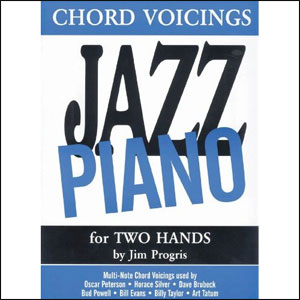 Jazz Chord Voicings For Two Hands