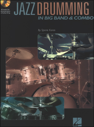 Jazz Drumming In Big Band & Combo - BK/CD