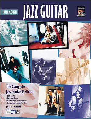 Complete Jazz Guitar Method: Intermediate Jazz Guitar