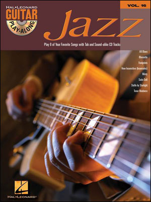 Jazz Guitar Play-Along - HL Vol. 16