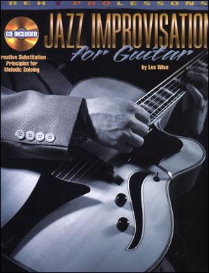 Jazz Improvisation For Guitar
