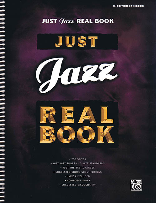 Just Jazz Real Book in B Flat
