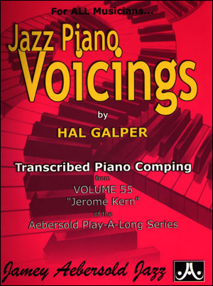Piano Voicings From The Volume 55 Play-a-Long