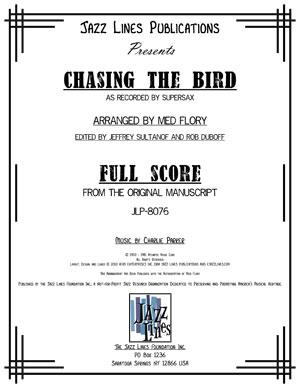 CHASING THE BIRD - SUPER SAX