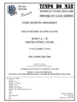 Tempo Do Mar - Studio Orchestra Arrangment