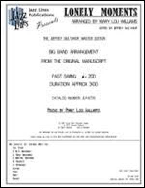 Lonely Moments - Big Band Arrangement