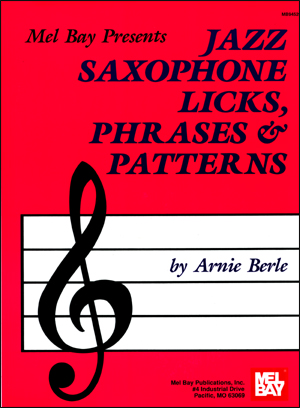 Jazz Licks and Phrases