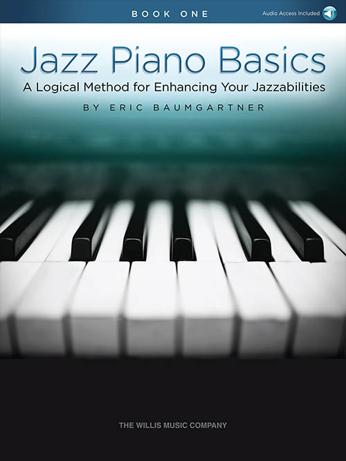 Jazz Piano Basics: Book 1