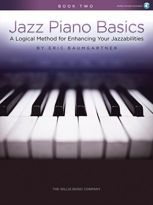 Jazz Piano Basics: Book 2