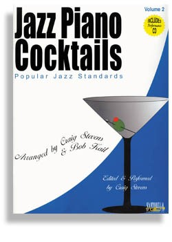 Jazz Piano Cocktails - Volume 2 Bk/CD