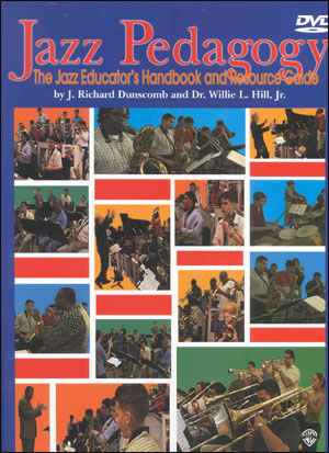 Jazz Pedagogy - Book/Dvd Set