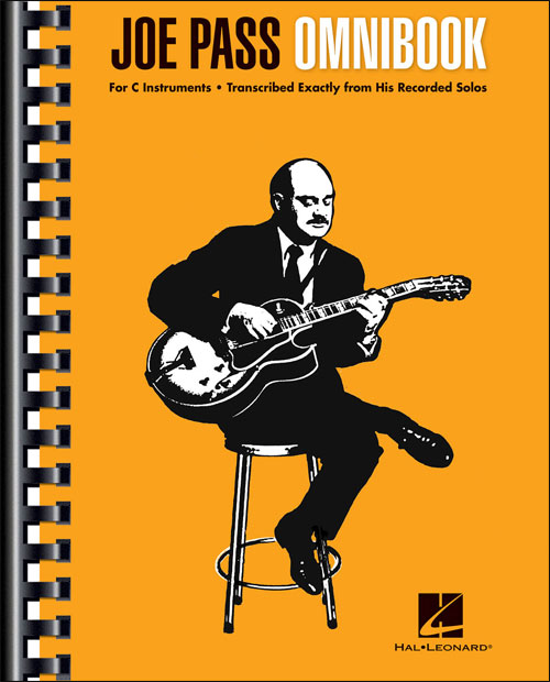 Joe Pass Omnibook - C Instruments