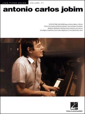 Jazz Piano Solos - Vol. 17 - Antonio Carlos Jobim