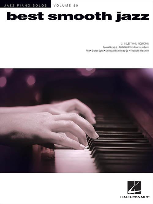 Jazz Piano Solos - Vol. 50 Best Smooth Jazz