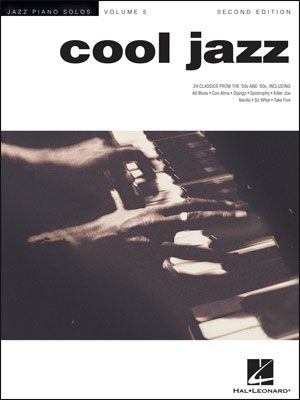 Jazz Piano Solos - Vol. 5 - Cool Jazz