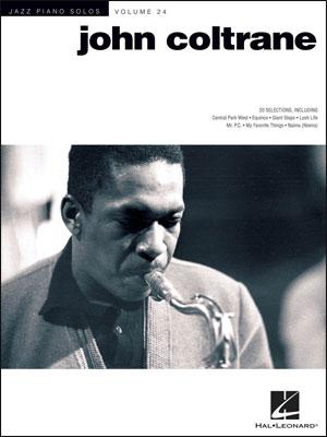 Jazz Piano Solos Volume 24 - John Coltrane