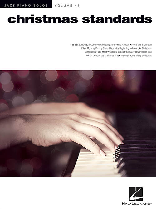 Jazz Piano Solos - Vol. 45 - Christmas Standards