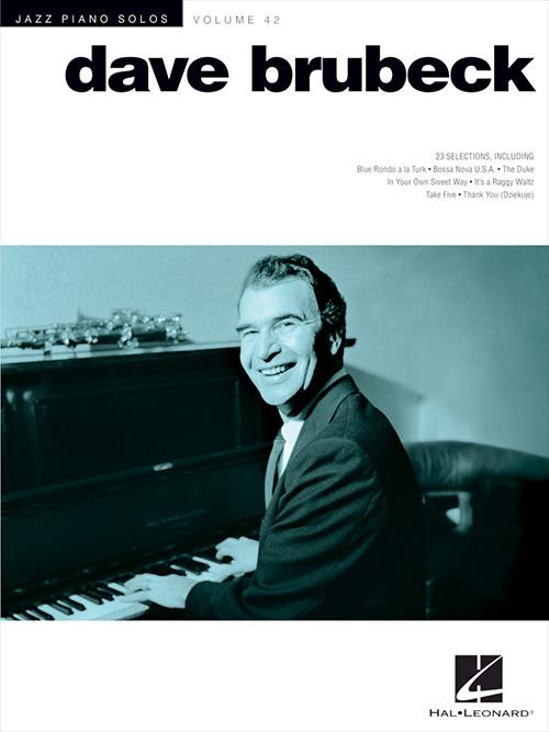 Jazz Piano Solos - Vol. 42 Dave Brubeck