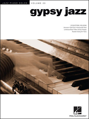 Jazz Piano Solos - Vol. 20 - Gypsy Jazz