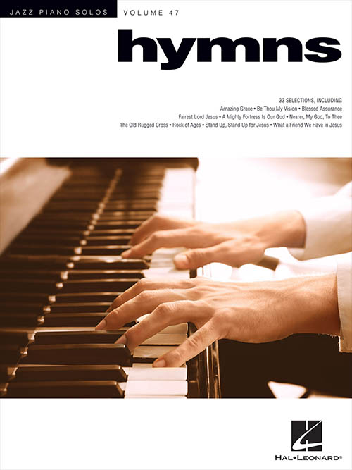 Jazz Piano Solos - Vol. 47 - Hymns
