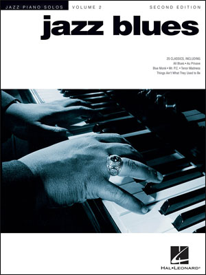 Jazz Piano Solos - Vol. 2 - Jazz Blues