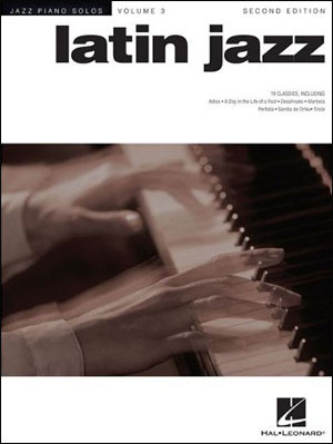 Jazz Piano Solos - Vol. 3 - Latin Jazz