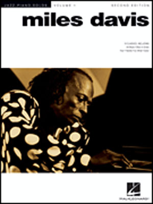 Jazz Piano Solos - Vol. 1 - Miles Davis