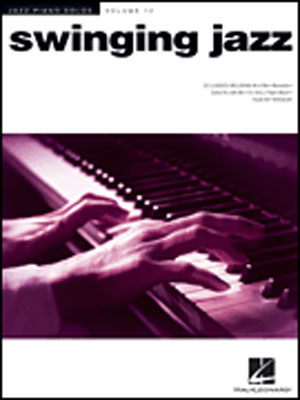 Jazz Piano Solos - Vol. 12 - Swinging Jazz