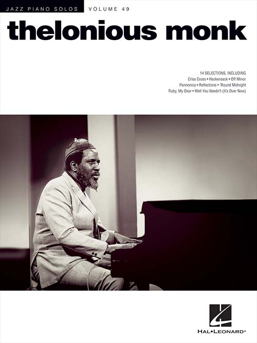 Jazz Piano Solos - Vol. 49 Thelonious Monk