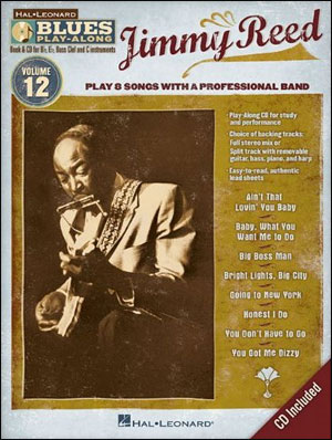 Jimmy Reed - Blues Play-Along Volume 12