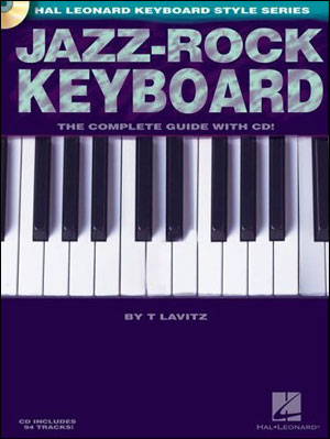 Jazz-Rock Keyboard - Hal Leonard Keyboard Style Series
