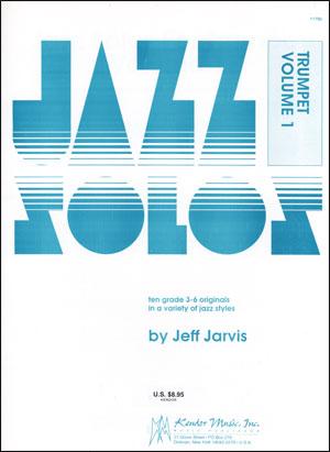 Kendor Jazz Solos Series - Volume 1 - Trumpet