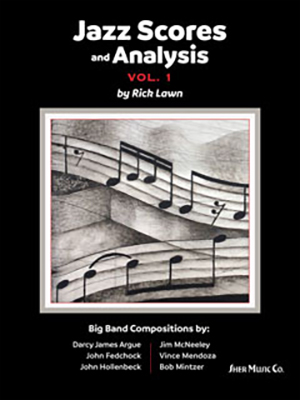 Jazz Scores and Analysis Vol. 1