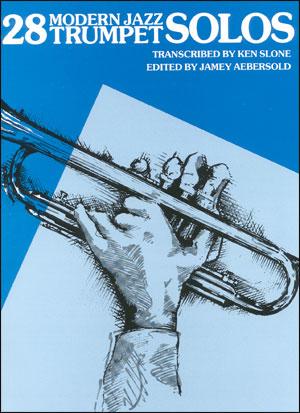 28 Jazz Trumpet Solos Book 1