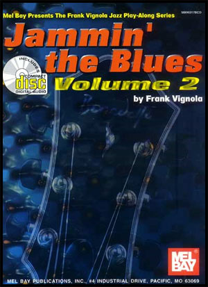 Jammin' the Blues Volume 2 Book/CD Set