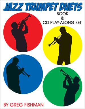 Jazz Trumpet Duets Book/CD