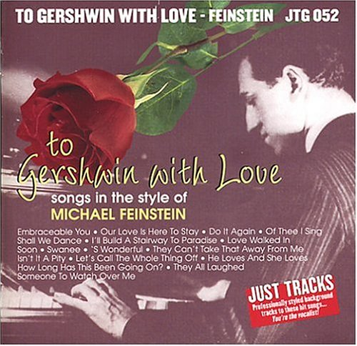 To Gershwin With Love - CD