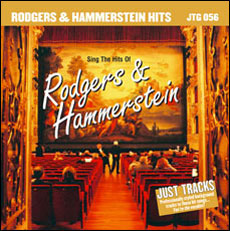 Sing The Hits Of Roger & Hammerstein - CD