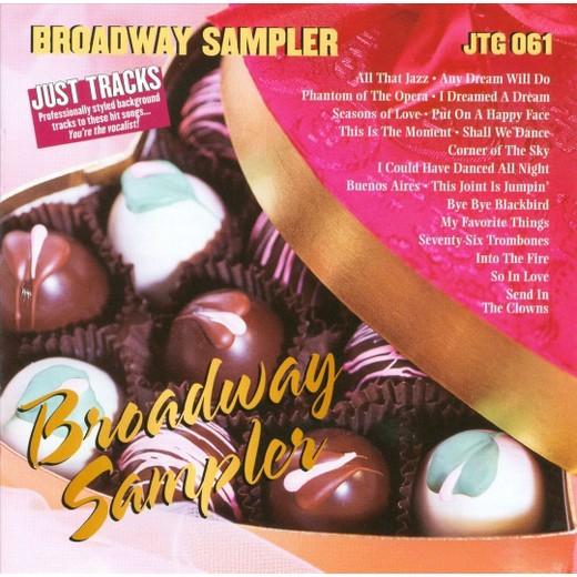 Broadway Sampler - CD