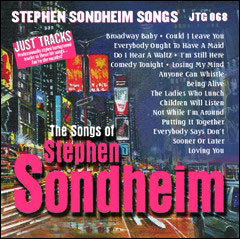 Stephen Sondheim Songs - CD