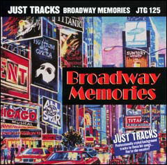 Broadway Memories - CD